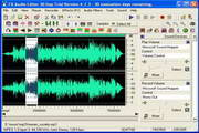 MP3 Wav Editor 5.80