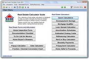 Real Estate Calculator Suite