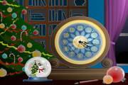 Magic Christmas Clock