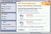 WiFi Sharing Manager