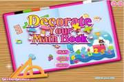 设计可爱的课本...