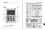 三品SANVC-4T0900G/P型变频器说明书