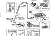 松下MC-CL525真空吸尘器使用说明书