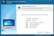 Windows Password Unlocker Enterprise 7.0