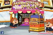 鼹鼠经营度假酒店