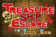 海盗船偷宝藏...