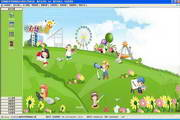 精诚幼儿园综合管理软件 2014