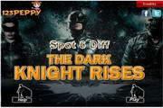 蝙蝠侠黑暗崛起...