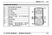 诺基亚Nokia 2720 fold手机说明书