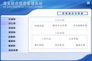 宏达海关综合信息管理系统 代理版