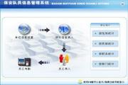 宏达保安队员信息管理系统代理版 1.0