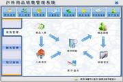 宏达户外用品销售管理系统 绿色版 1.0
