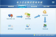 宏达电力企业物资管理系统 绿色版 1.0