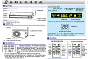 海尔KFR-23GW/01GKC13(天香牡丹)家用空调使用安装说明书
