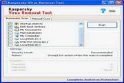 Kaspersky Virus Removal Tool 10(9.0.0.722)
