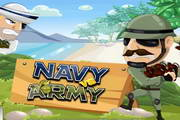海军VS陆军对战...