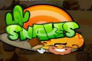 沙漠疯狂的小蛇...