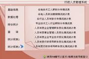 宏达行政人员管理系统 绿色版