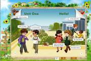 人教版PEP小学英语三年级上点读软件2013 6.99