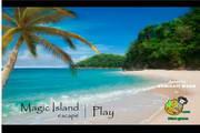 逃出魔法岛屿...