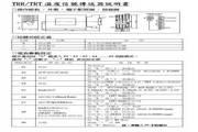 顺一TRT热电偶式温度信号通信控制传送器产品说明书