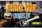 音乐室找东西...