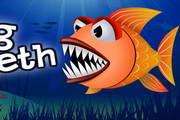 凶恶的食人鱼...