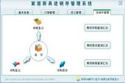 宏达家居厨具进销存管理系统 绿色版 1.0
