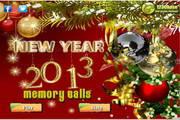 新年记忆球