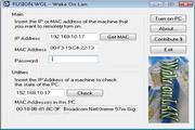 WakeUp on LAN 1.0