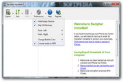 Decipher VoiceMail For Mac 9.3.0