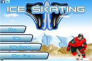 冬季去滑冰