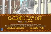 凯撒的休息日...