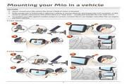 宇达电通(神达) Mio F360 GPS导航设备说明书