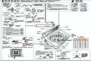 海尔XQB65-BZ1268洗衣机说明书