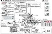 海尔XQB65-M1268 AM洗衣机说明书