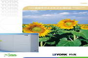 约克YBW66A中央空调技术手册