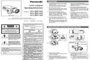 松下WV-BP140模拟摄像机使用说明书