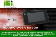 IEI威强 IKARPC-W08A-MeeGo车载电脑说明书