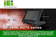 IEI威强 EP-165E-N270车载电脑说明书