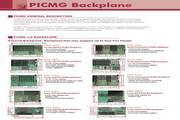 瑞传PICMG1.3工业电脑背板说明书