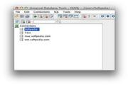 DtSQL通用的数据库工具