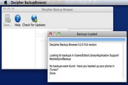 Decipher Backup Browser 9.4.0