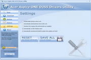 Acer Aspire ONE D255 Drivers Utility 5.9