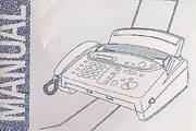 Brother兄弟FAX1280传真机使用说明书