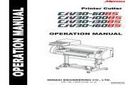 Mimaki CJV30-100BS打印机 英文说明书