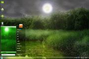 湿地月光电脑主题 1.0