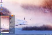 寒冬美景桌面主题 1.0
