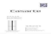 卡萨帝BCD-621WDCAU1电冰箱使用说明书