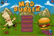 疯狂的汉堡无敌...